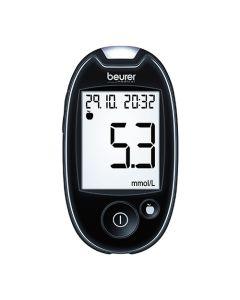 Beurer - GL44 mmol/L 血糖監測儀 -黑色